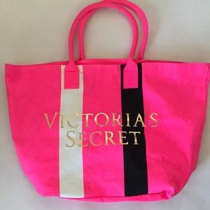 Victoria's Secret Beach Bag Tote